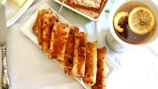 Eggrols - Lavash and Cheese Egg Rolls Easy Recipe