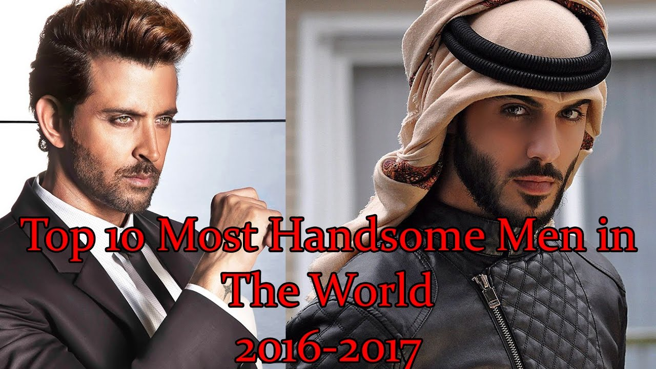 Top 10 Most Handsome Men in The World 2016-2017 | Watch ...