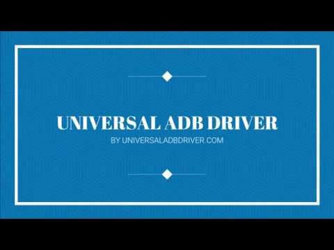 How To Install Universal ADB Driver