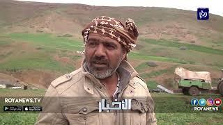وجع النكبة وإرهاب الاحتلال يلاحقان الفلسطينيين في الأغوار الشمالية - (8-2-2019)
