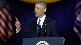 President Obama's best speeches