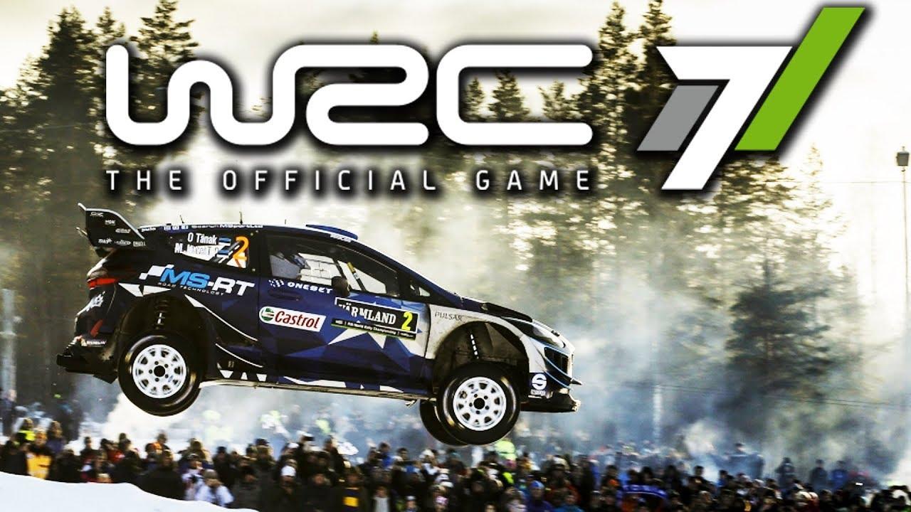 RAJD SZWECJI I AWANS DO WRC2 W KARIERZE! – 4K