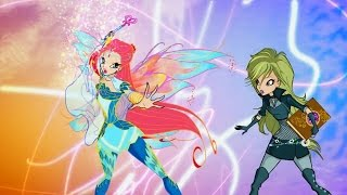 Winx Club Temporada 6, Episódio 25: Bloom Mythix! (European Portuguese)