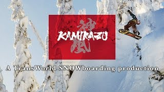 Sneak Peek - Kamikazu: A TransWorld SNOWboarding Production