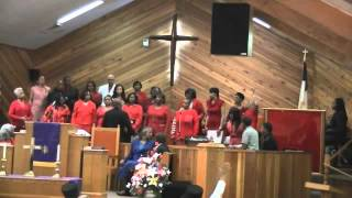 Praise Jehovah Chicago Mass Choir Evangelist Chapel AME Church Choir
