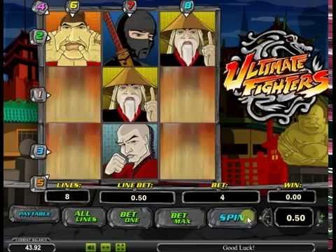 Игровые автоматы ultimate fighters майл ру игровые автоматы бесплатно
