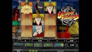 Игровой автомат Ultimate fighters от Playtech