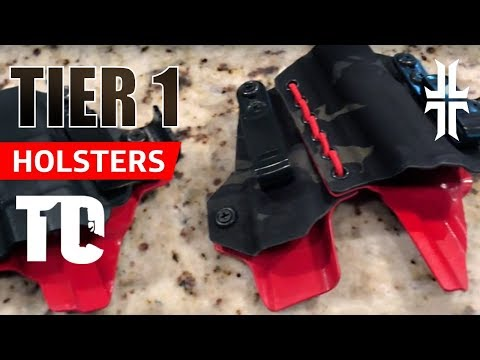 NEW Concealed Carry Holster: TIER 1 AXIS - YouTube