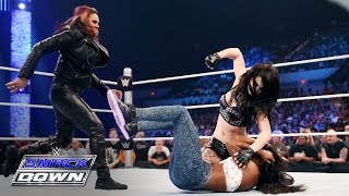 Things get out of hand after Paige and Naomi engage in a war-o…