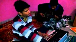 Babrick Sings kadi dil de varke by Kamal Khan