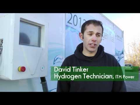 Hydrogen Van Trial 2012