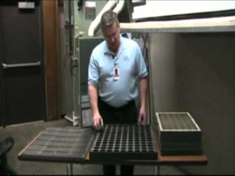 How To Clean Your Accuclean Air Filter System Youtube