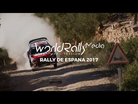RALLY RACC - RALLY DE ESPANA 2017 (EPIC)
