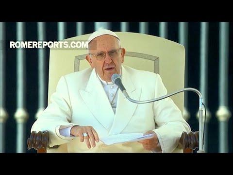 Đức Giáo Hoàng: Thương xót nghĩa là để cho Chúa sửa dạy bản thân