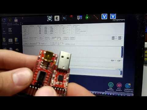 FT232RL Arduino Mini прошивка Как проверить или рабочий любой TTL