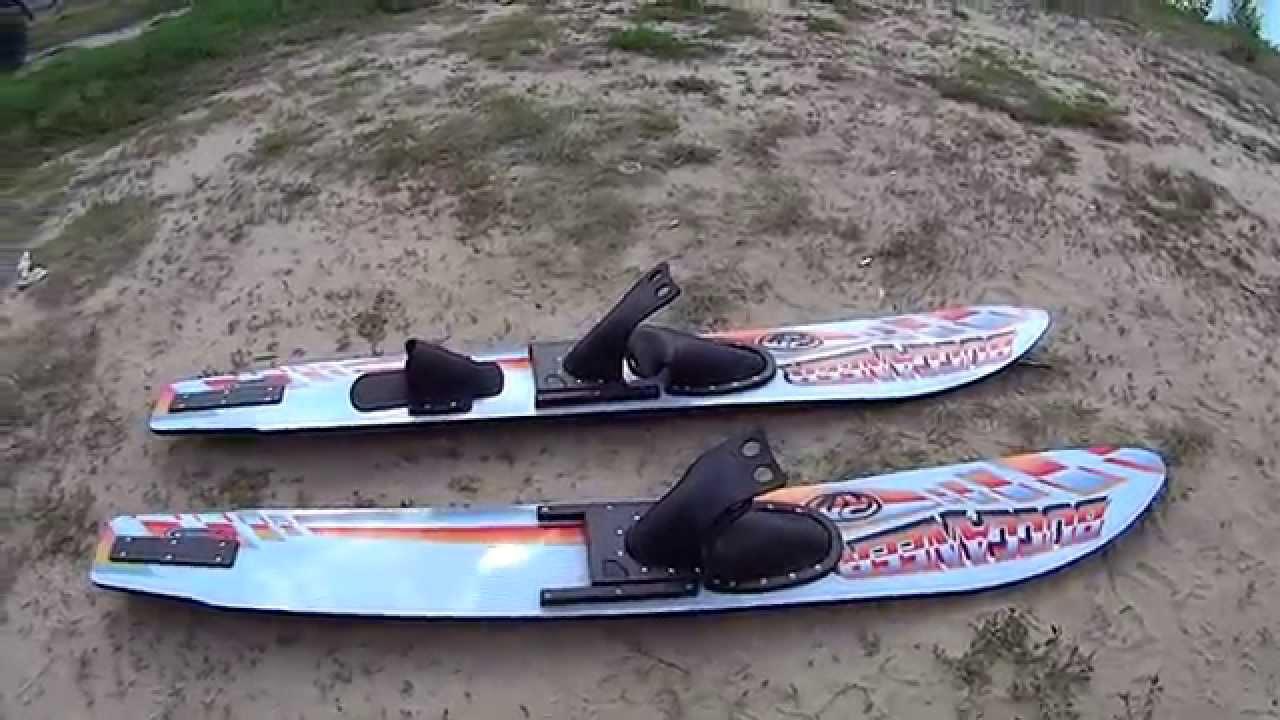 Как сделать водную лыжу