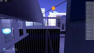 Roblox| Runners' Path Mirror's Edge Level 3 Stars