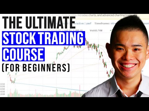 The Ultimate Stock Trading Course (for Beginners)