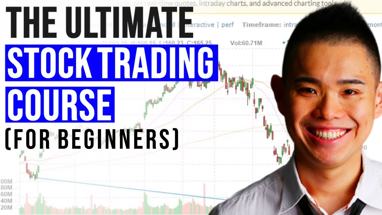 The Ultimate Stock Trading Course For Beginners Youtube