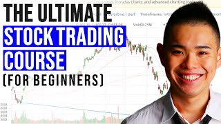 The Ultimate Stock Traḋing Course (for Beginners)