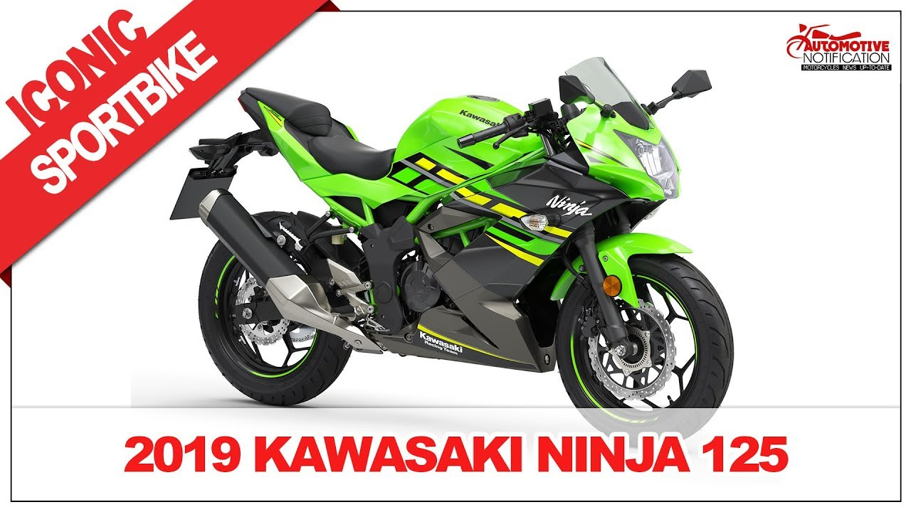 2019 Kawasaki Ninja 125 Price Specs Youtube
