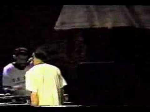 Baby Rasta & Gringo - La Mision Live Honduras 1999