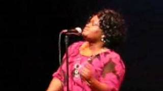 Shemekia Copeland Performing Never Going Back To Memphis Live at The Attucks Theatre March 7,2009