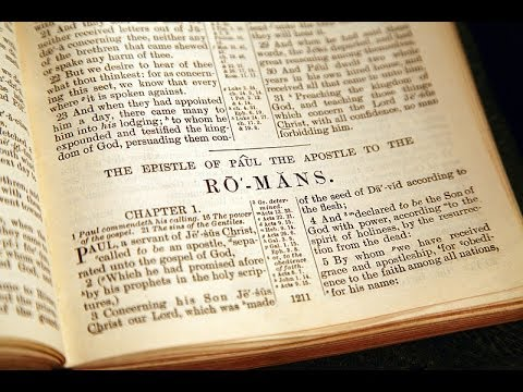 Book of Romans Explained from a Hebraic Perspecitve