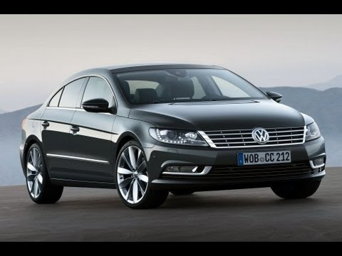 2013 volkswagen cc 2 0 l 4 cylinder turbo start up and. Black Bedroom Furniture Sets. Home Design Ideas