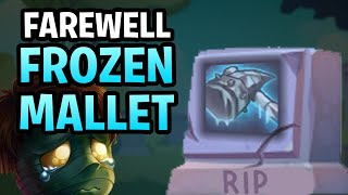 FAREWELL FROZEN MALLET | A Tribute to the items being removed from League of Legends