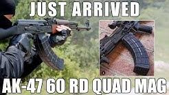 AK-47 60 Round Magazine In 7.62x39 (The Mag That Will Make You Throw Away Your Drum)