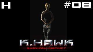 K-Hawk Survival Instinct Walkthrough Part 08