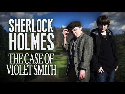 Sherlock Holmes | The Case Of Violet Smith | S1E1 | FULL EPISODE