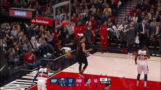 2nd Quarter, One Box Video: Portland Trail Blazers vs. New Orleans Pelicans