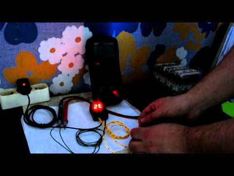 pulse counter with relay output YouTube