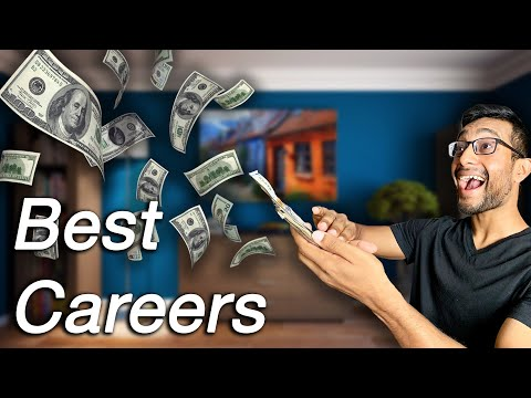 The Highest Paying Jobs That DON'T REQUIRE MATH ($100k+)