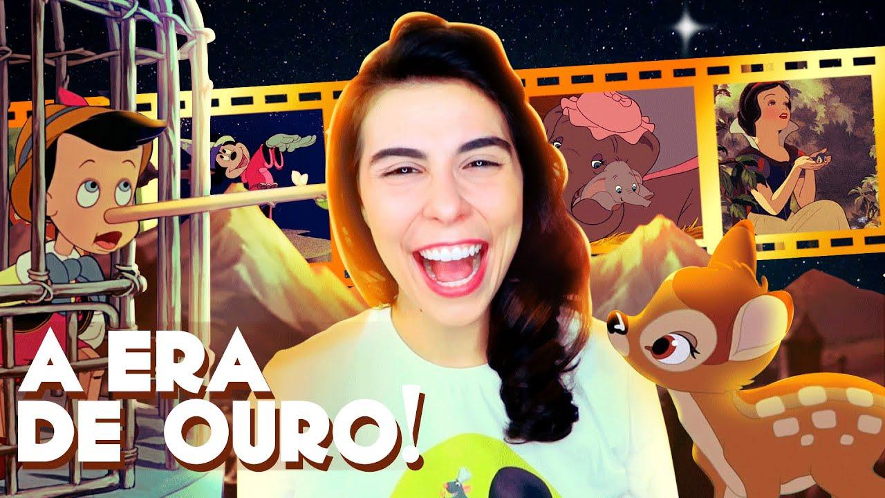 O COMEÇO DE TUDO - ERA DE OURO! - Eras da Disney - Ep. 02