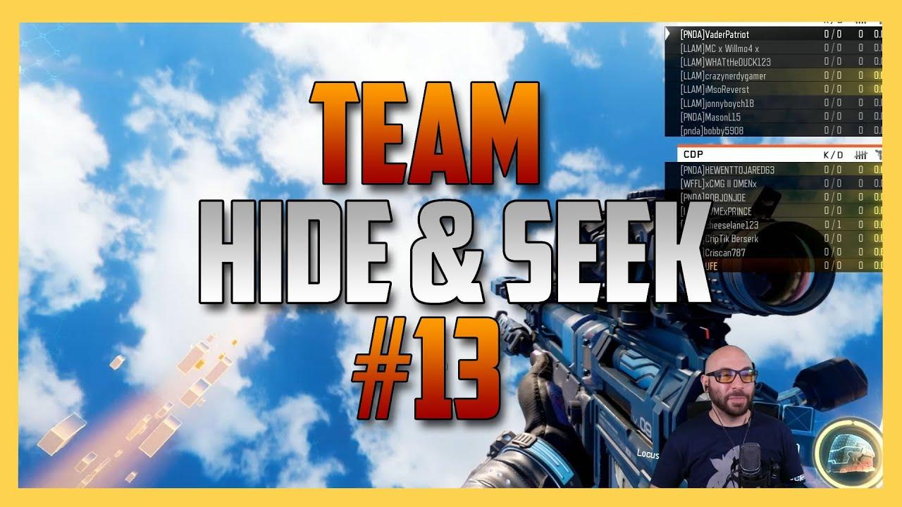 Call of duty black ops 3 hide n seek (10) - video dailymotion