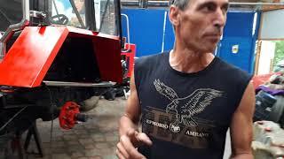Тюнинг трактора МТЗ часть 5