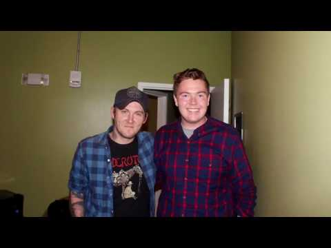 Brian Fallon Interview: Backstage With Geoffrey Morrissey