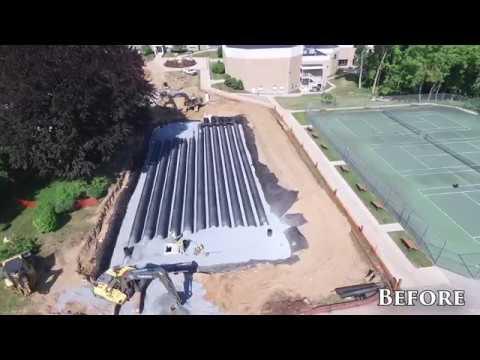 Villa Maria Academy High School Construction Video Update