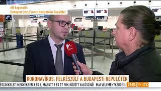 A Koronavírus miatt leállíthatják a repülőjáratokat