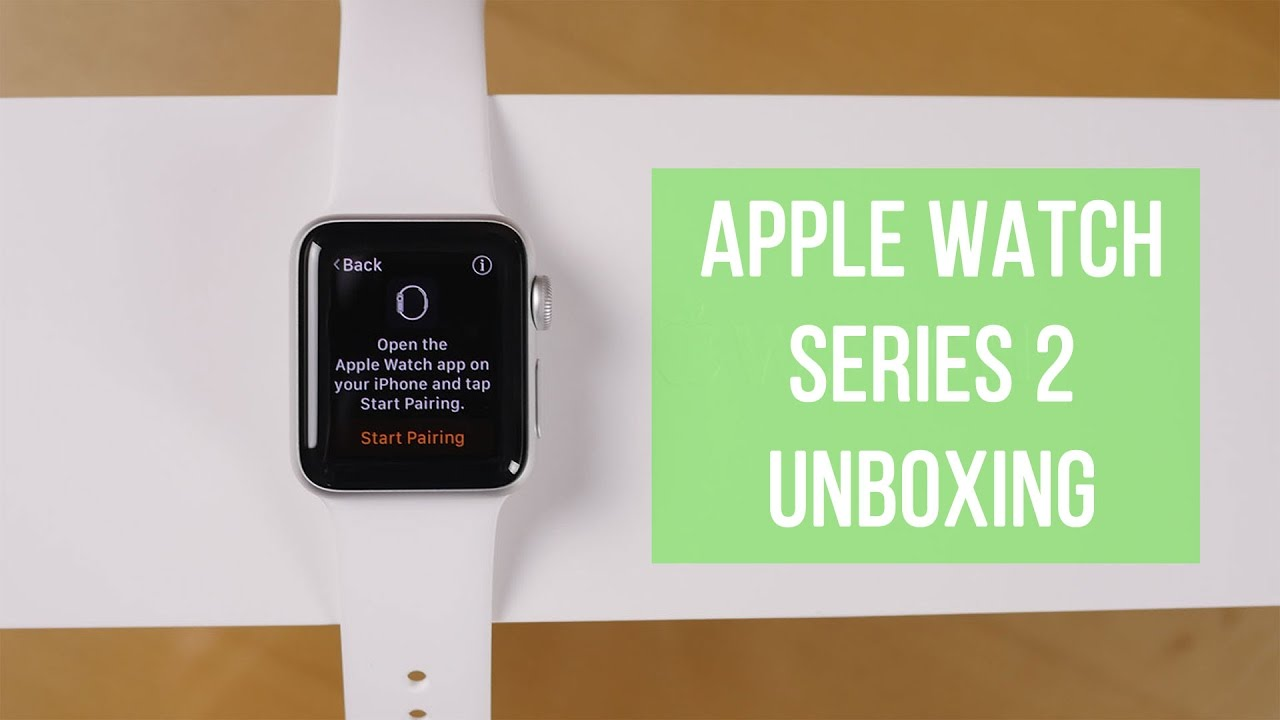 b0bb24f3d7f1 Apple Watch Series 2 unboxing: Apple's smartwatch grows up and learns some  new tricks | PhoneArena reviews - PhoneArena