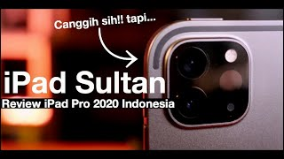 Review iPad Pro 2020 Indonesia by iTechlife