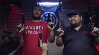 Pistols in Movies! - Airsoft GI