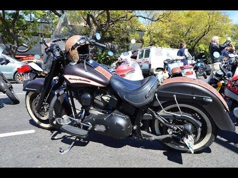 DGR Buenos Aires 2017 - Harley Davidson y su viaje de 3000 kms. - Parte 3.