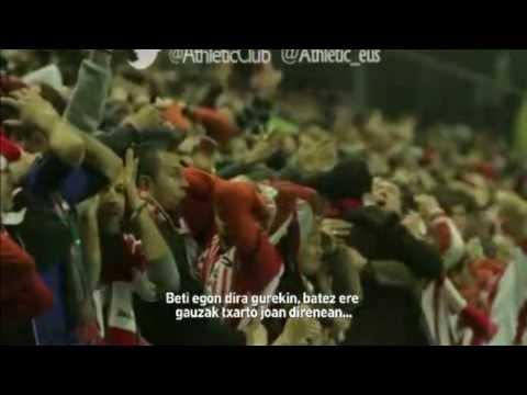 Qué es el Athletic ?  /  Club , Sentimiento y Afición Únicos    1080p ᴴᴰ