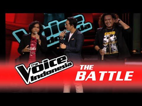 "Yogi Ari vs  Jansen Daniel ""The Second You Sleep"" I The Battle I The Voice Indonesia 2016"