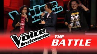 "Gambar cover Yogi Ari vs  Jansen Daniel ""The Second You Sleep"" I The Battle I The Voice Indonesia 2016"