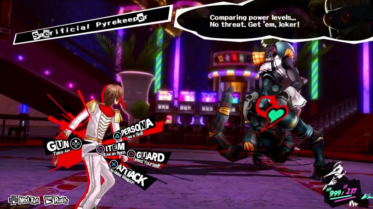 Persona 5 Akechi Mod: Sneak Peak!